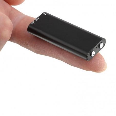 Mini mikro mp3 player 10Std aufnahme